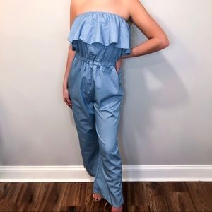 Urban Outfitters Lucca Couture: Strapless Jumpsuit